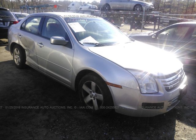 Inventory #559793799 2008 FORD FUSION