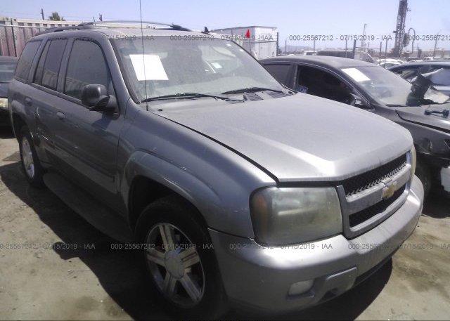 Inventory #318228871 2008 Chevrolet TRAILBLAZER