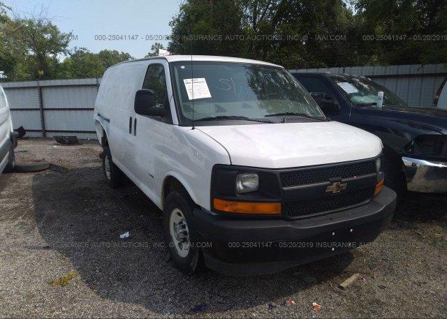 Inventory #868874912 2017 Chevrolet EXPRESS G2500
