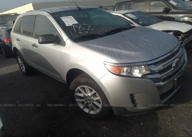 Inventory #399636986 2013 FORD EDGE