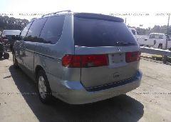 2000 Honda ODYSSEY - 2HKRL1865YH000832 [Angle] View