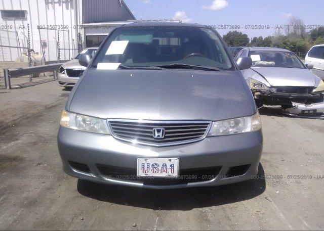 2000 Honda ODYSSEY - 2HKRL1865YH000832