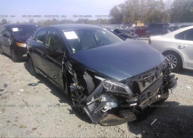 Inventory #287838608 2016 Hyundai SONATA