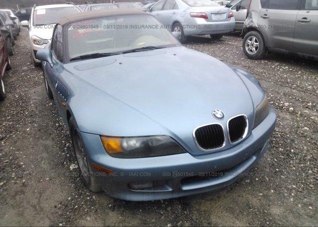 Inventory #101149839 1996 BMW Z3