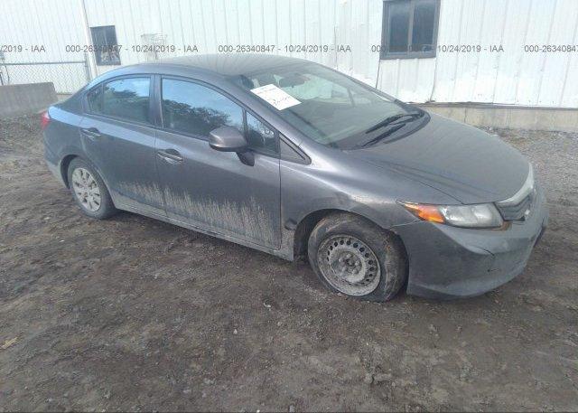 Inventory #468357633 2012 Honda CIVIC