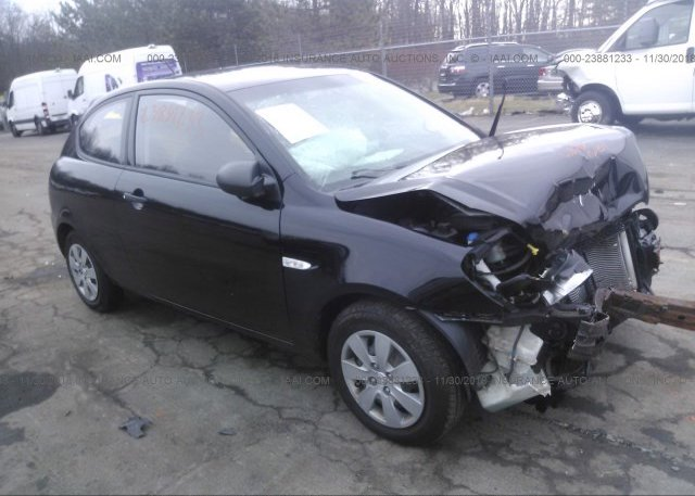 Inventory #178944293 2008 HYUNDAI ACCENT
