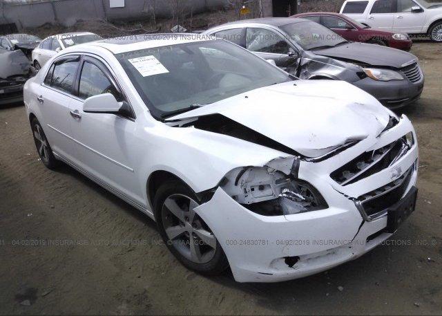 Inventory #990143274 2012 Chevrolet MALIBU