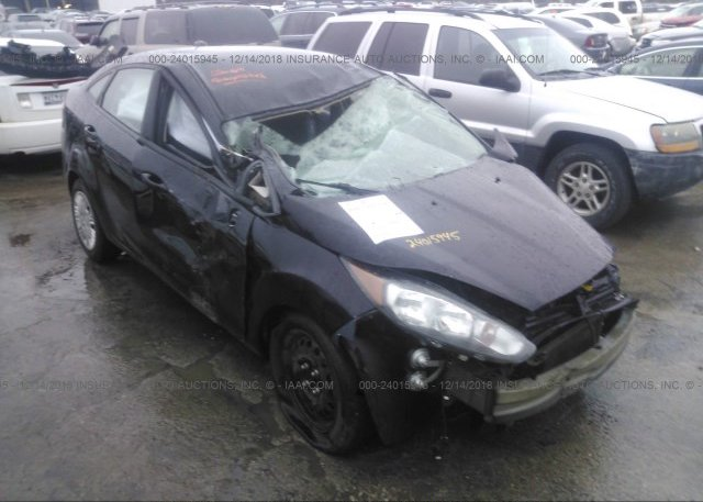 Inventory #267192526 2016 FORD FIESTA