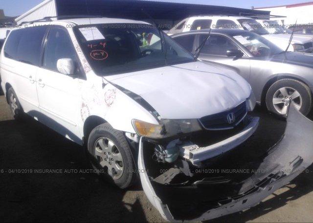 Inventory #338062503 2003 Honda ODYSSEY