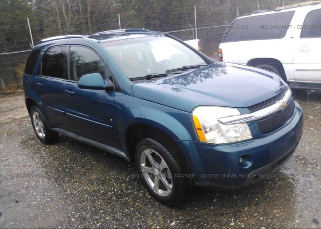 Inventory #934319033 2007 Chevrolet EQUINOX