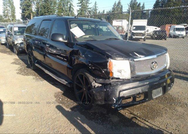 Inventory #508138798 2004 Cadillac ESCALADE