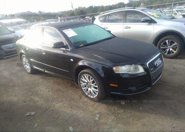 Inventory #483060423 2008 AUDI A4