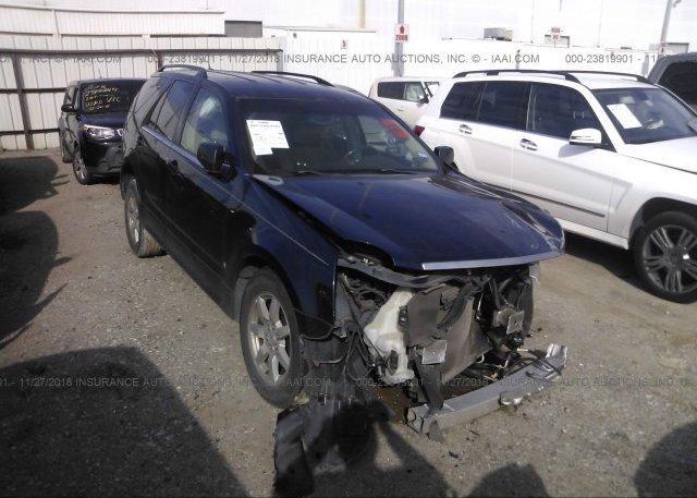 Inventory #902859865 2007 Cadillac SRX