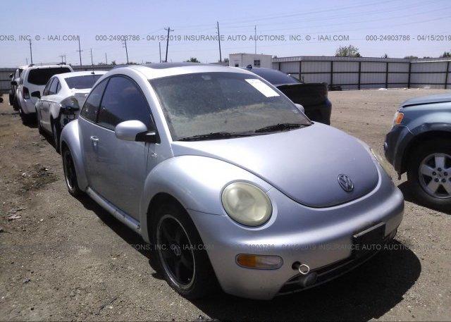 Inventory #282110409 2001 Volkswagen NEW BEETLE