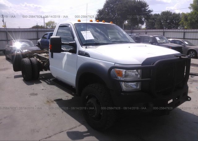Inventory #553261238 2013 FORD F550