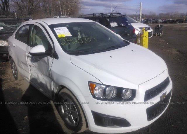Inventory #700073931 2015 Chevrolet SONIC
