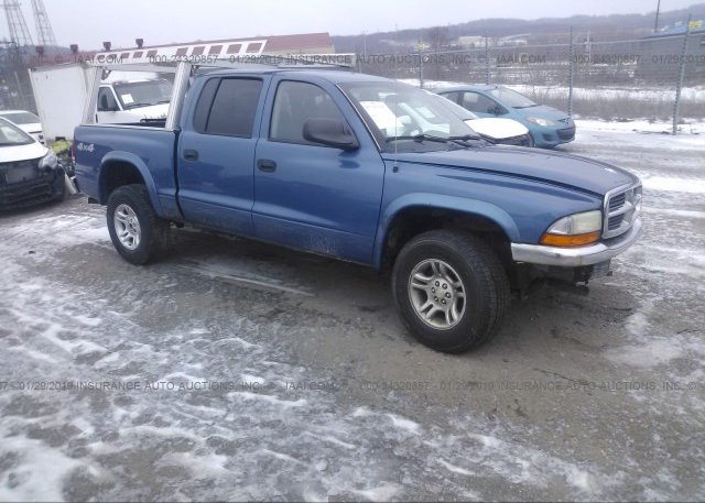 Inventory #832091226 2004 Dodge DAKOTA