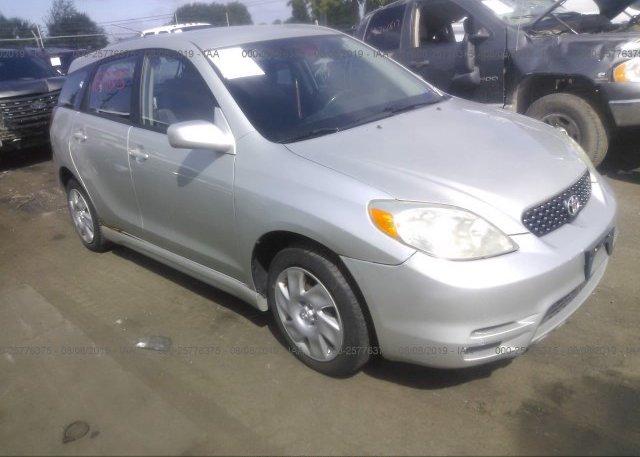Inventory #826062359 2003 Toyota COROLLA MATRIX