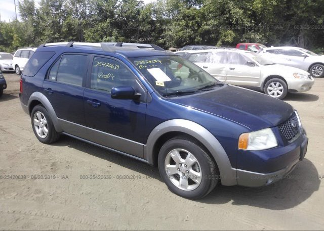 Inventory #767180984 2007 FORD FREESTYLE