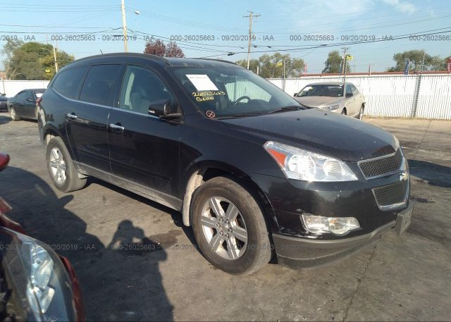 Inventory #609604755 2012 Chevrolet TRAVERSE