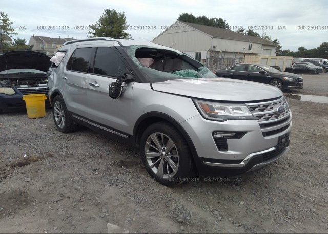 Inventory #888467650 2018 FORD EXPLORER