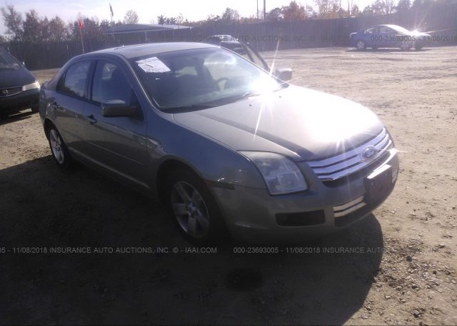 Inventory #121329314 2009 FORD FUSION