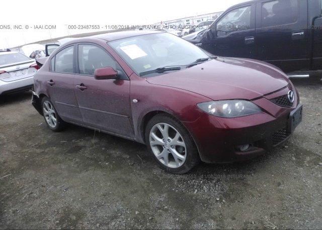Inventory #615180550 2009 Mazda 3