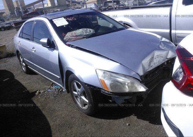 Inventory #558823581 2005 Honda ACCORD