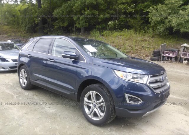 Inventory #725252049 2017 FORD EDGE