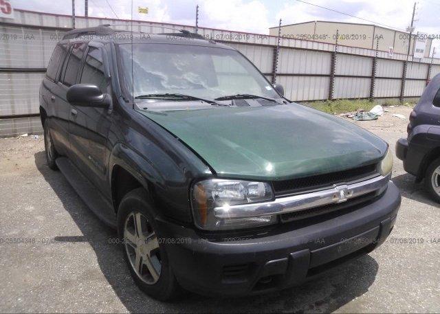 Inventory #568182666 2004 Chevrolet TRAILBLAZER