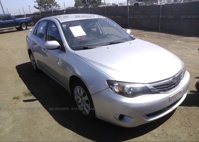 Inventory #477852826 2009 Subaru IMPREZA