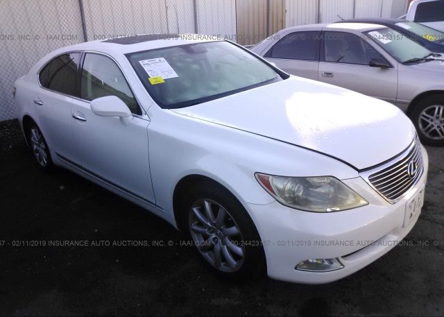 Inventory #531054640 2007 Lexus LS