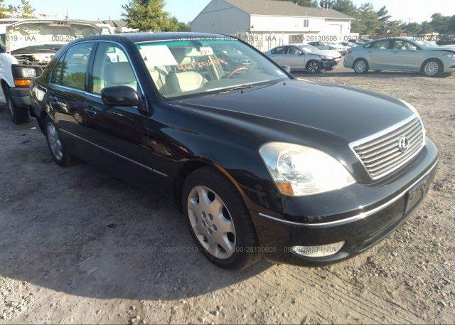Inventory #501221104 2003 Lexus LS