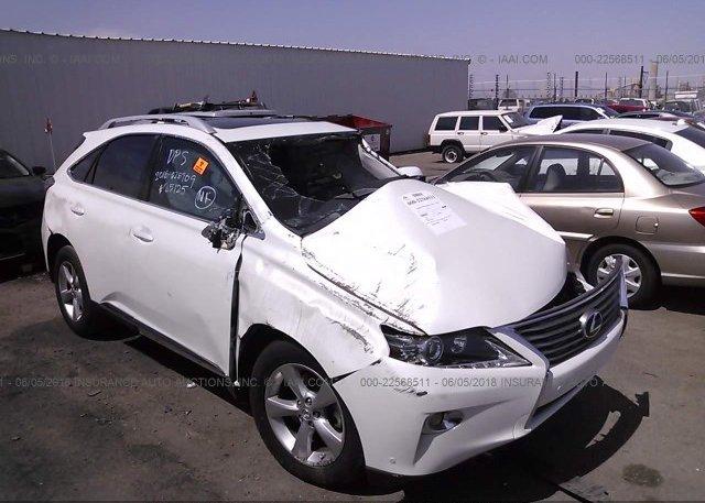 Inventory #786033860 2013 Lexus RX