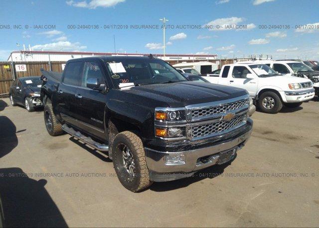 Inventory #825235060 2015 Chevrolet SILVERADO