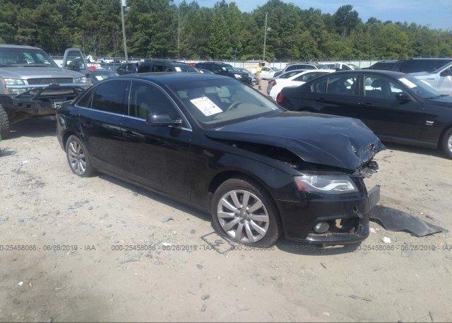 Inventory #558499067 2010 AUDI A4