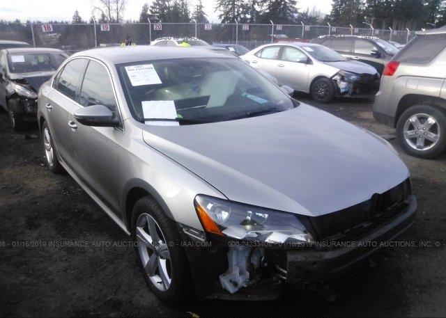 Inventory #391862988 2012 Volkswagen PASSAT