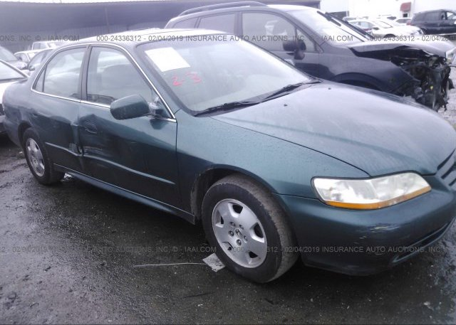 Inventory #743990734 2002 Honda ACCORD