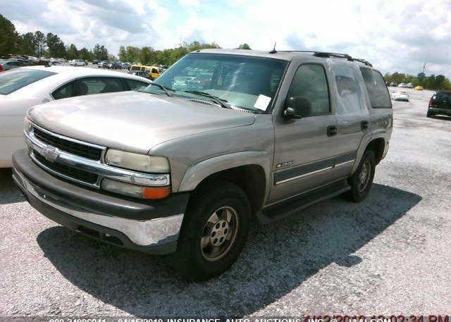 Inventory #399864769 2002 Chevrolet TAHOE