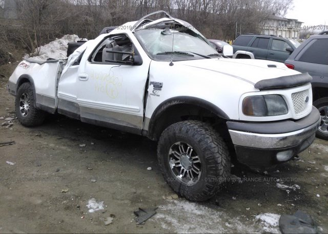 Inventory #417151701 2002 FORD F150