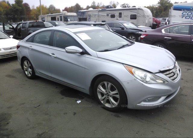 Inventory #862646201 2011 Hyundai SONATA
