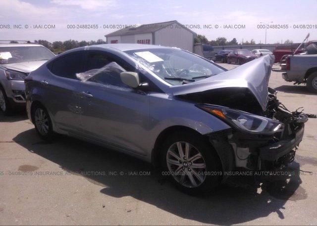 Inventory #844099515 2015 Hyundai ELANTRA