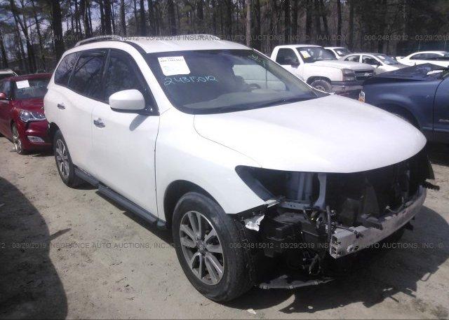 Inventory #994513579 2013 Nissan PATHFINDER