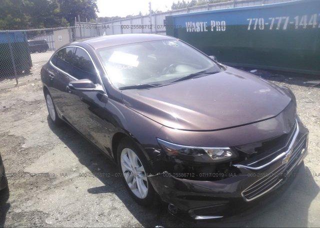 Inventory #321359988 2016 Chevrolet MALIBU