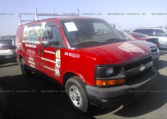 Inventory #971460645 2003 Chevrolet EXPRESS G3500