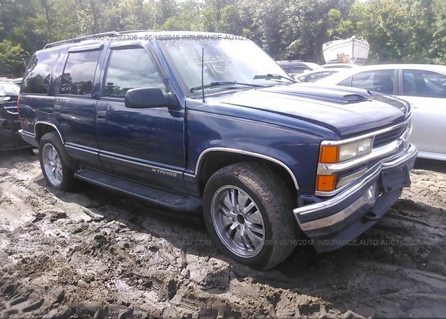 Inventory #802104281 1999 Chevrolet TAHOE