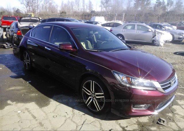 Inventory #163718409 2014 Honda ACCORD