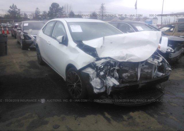 Inventory #212728490 2016 Toyota COROLLA