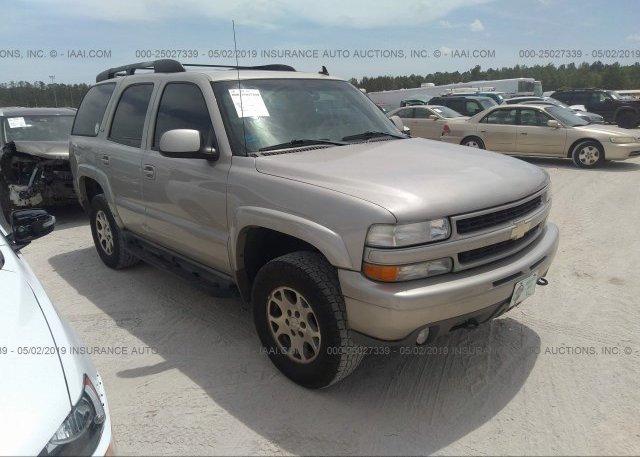 Inventory #646391200 2006 Chevrolet TAHOE