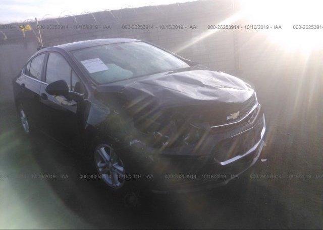Inventory #935781209 2016 Chevrolet CRUZE